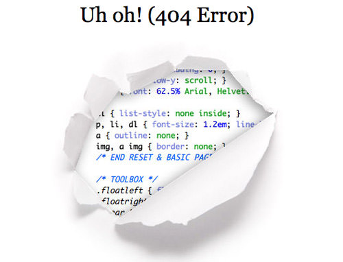 404 Bild